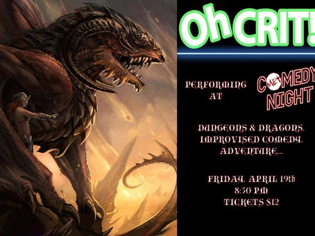 Next Show April 19th!