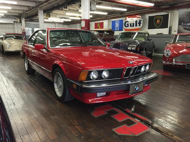 Andare 1983-1989 BMW M6 05