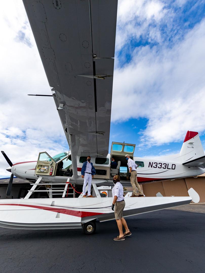 Steelpointe Show Sep 2020 Seaplane Shots