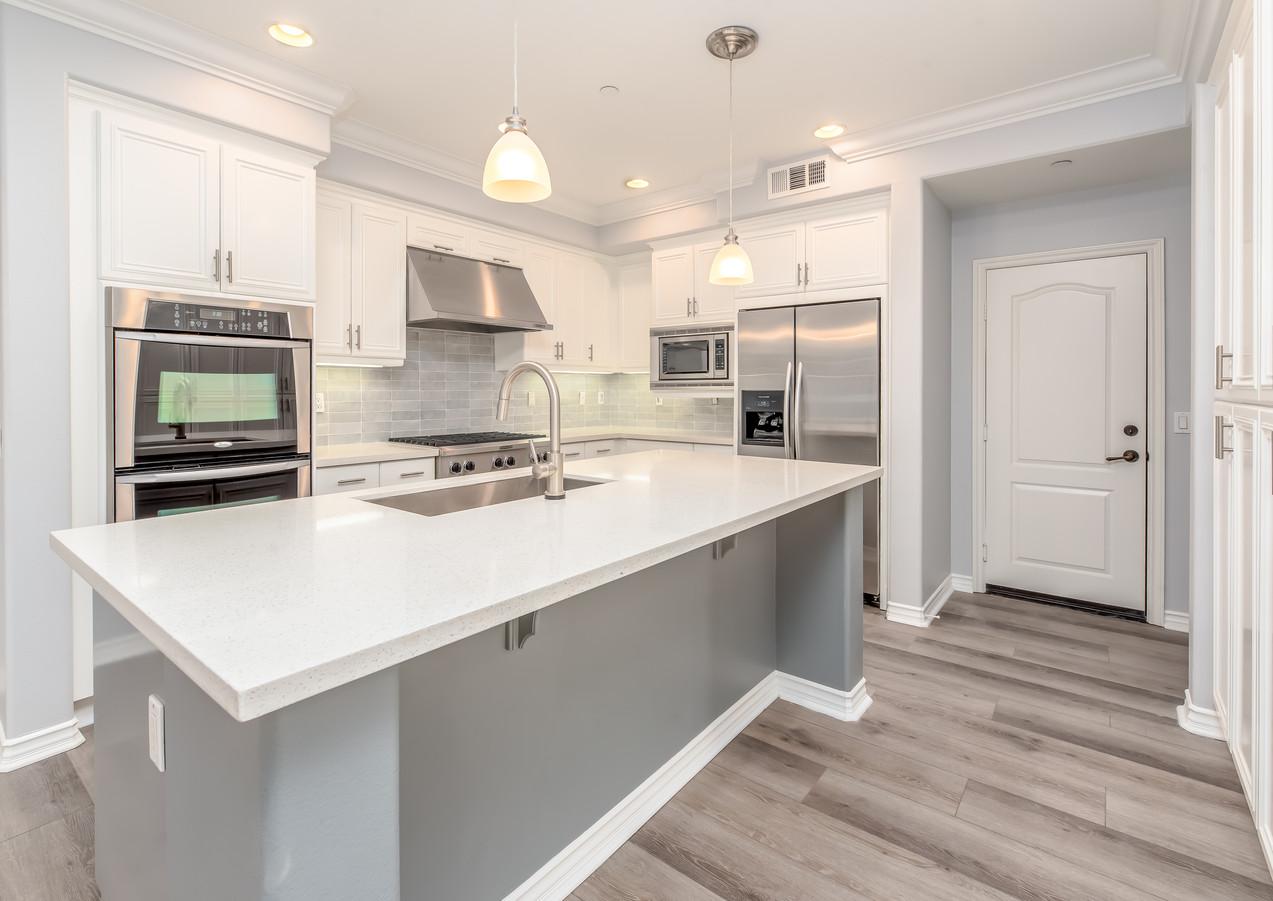 Full kitchen restoration