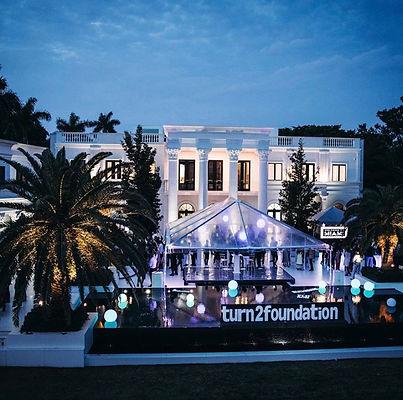 Showpiece Shows Derek Jeter's Turn2 Foundation Party