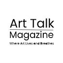 Art Talk Magazine Logo with tagline 2.pn