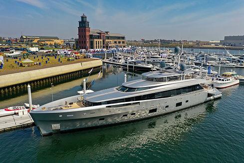 Showpiece Shows Steelpointe Yacht & Charter Show