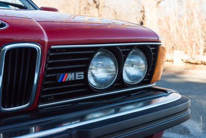 Andare 1983-1989 BMW M6 06