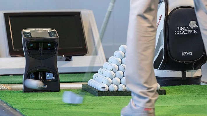 Golf Simulation Systems and Installation in Nottingham, Surrey London UK