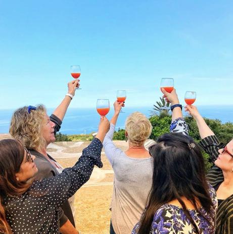 Pantelleria, Italy Retreat 2018