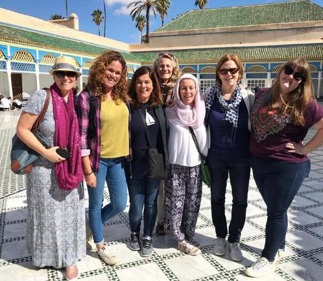 Marrakech, Morocco Retreat 2018