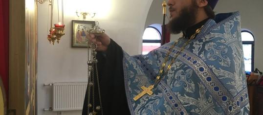 Богослужение в канун Рождества Пресвятой Владычицы нашей Богородицы и Приснодевы Марии.