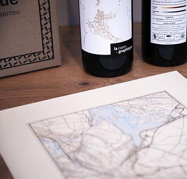 cartographique biere la brasserie graphi