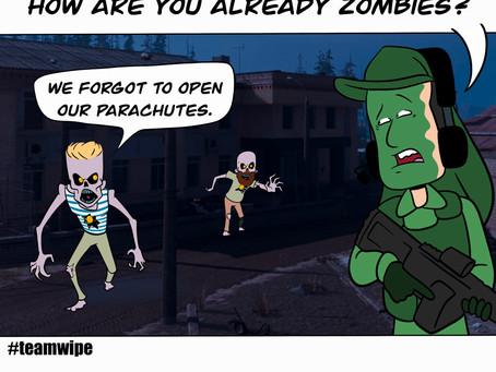 Warzone - Zombie Royale