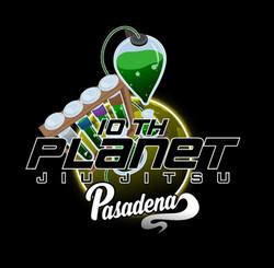 10 Planet Pasadena Logo