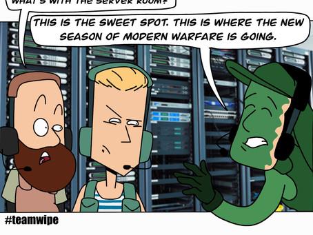 Warzone - @#$%ing updates