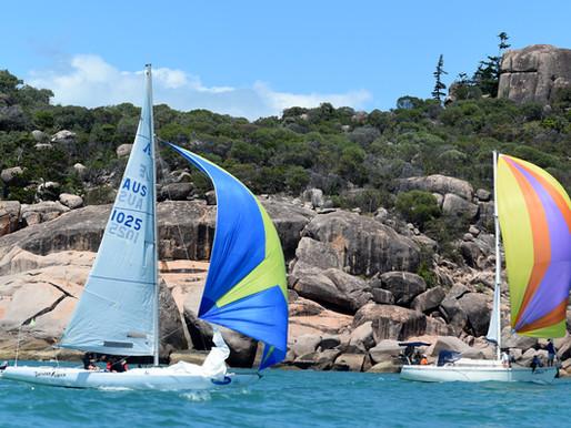 SeaLink Magnetic Island Race Week: Lighter breeze generates new winners
