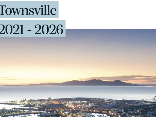 Global connections key in new direction for Townsville