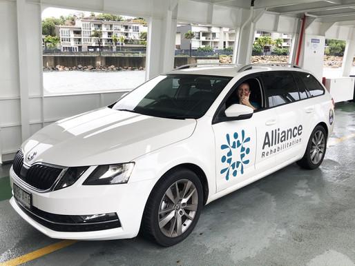 Alliance Rehabilitation Magnetic Island Update