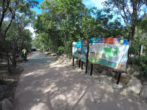 The Forts Junction Hub on Magnetic Island is now OPEN.