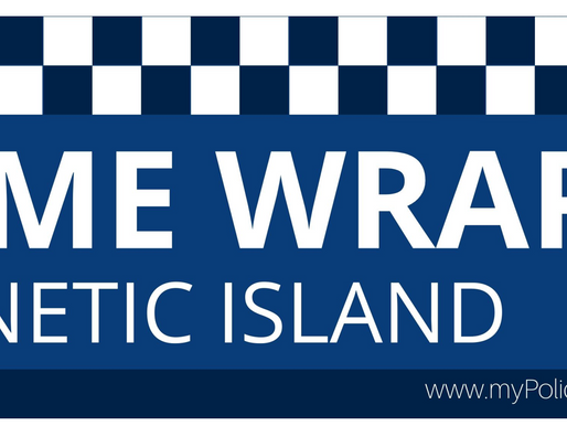 August Crime Wrap Magnetic Island