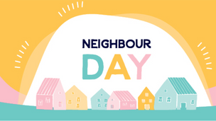 Get to know your community this Neighbour Day