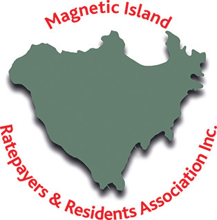 MAGNETIC ISLAND RESIDENTS AND RATEPAYERS, August 7, 2021