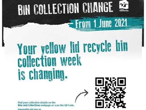 Bin collections streamlined with updates to truck routes