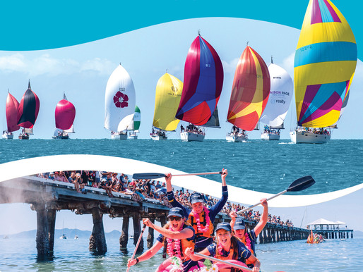 SeaLink Magnetic Island Race Week excited to celebrate your island!