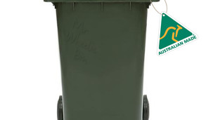 Bin health checks to educate on recycling