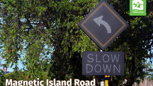 Magnetic Island Road is getting new LED road signage in April!