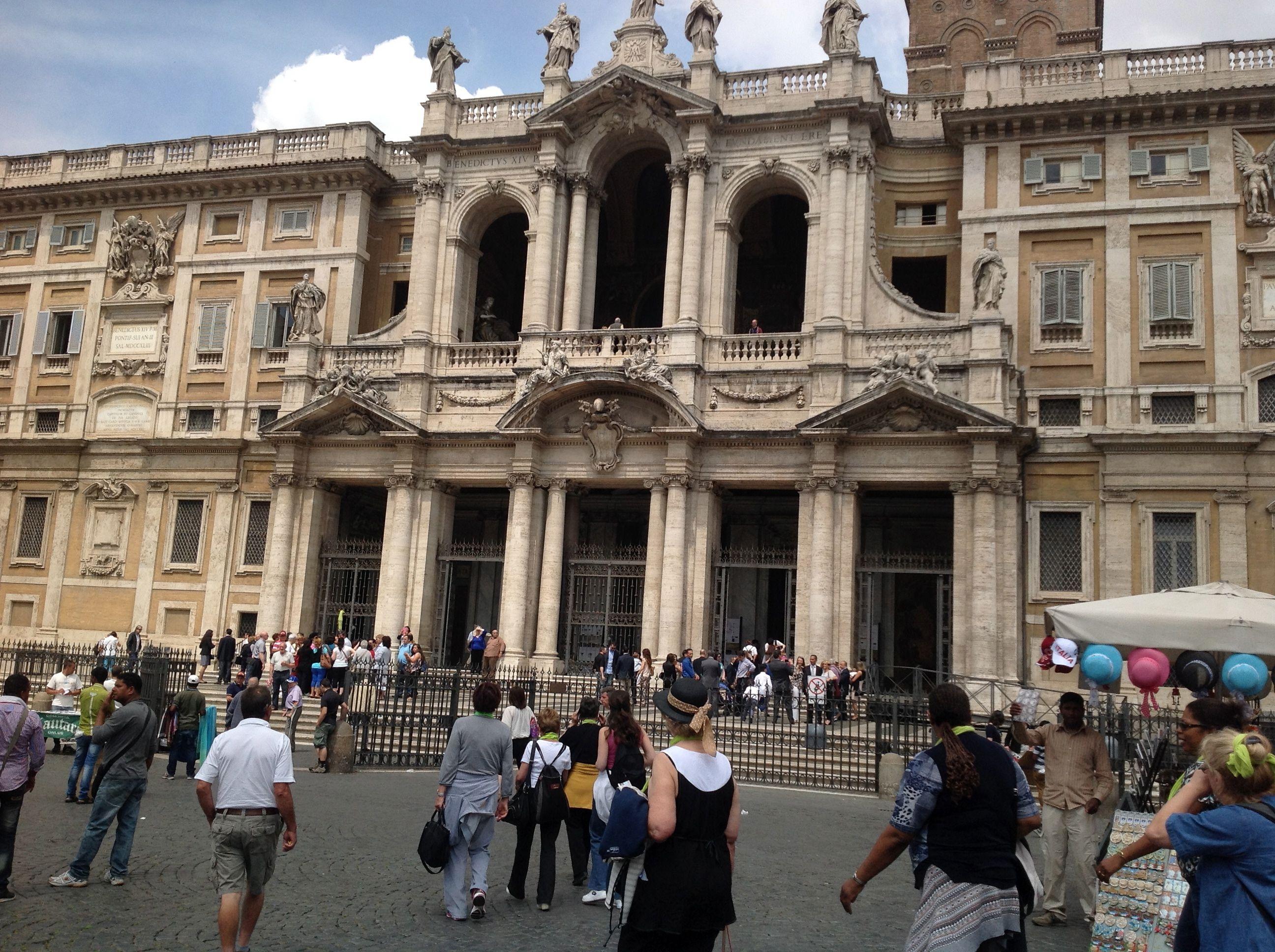 Basilique Sainte-Marie-Majeur