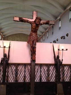 Le Christ des Stigmates