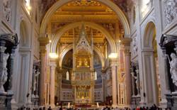 Intérieur de Saint-Jean-de Latran