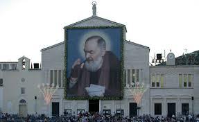 Béatification du Père Pio