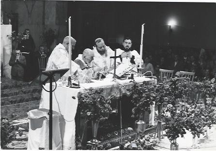 Dernière Messe de Padre Pio