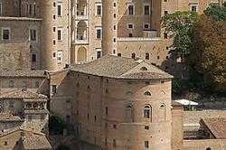 Intérieur de la ville de Loreto