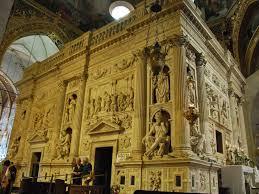 La Sainte Maison dans la Basilique
