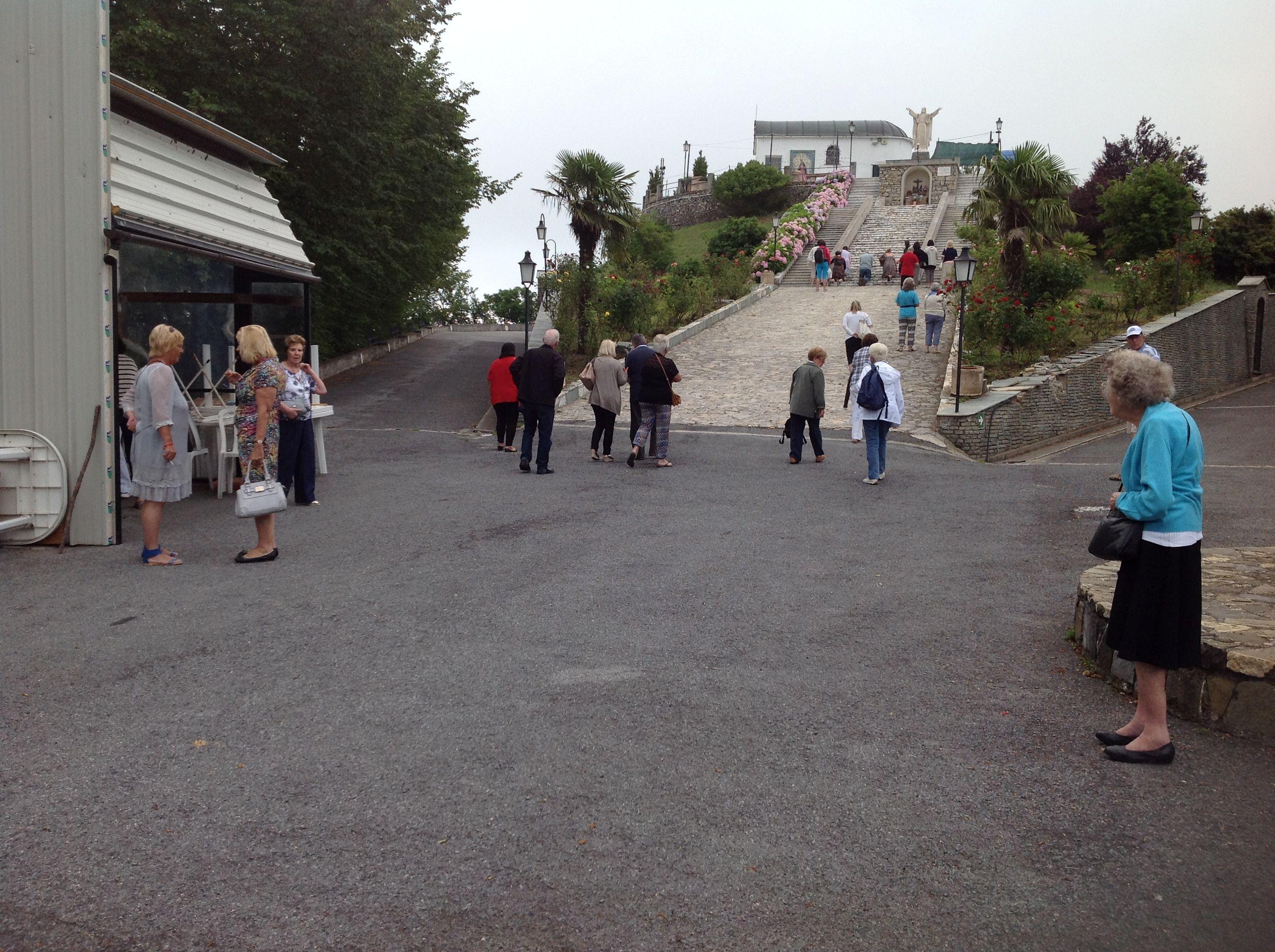 Esplanade du Monte Croce