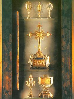 Les Reliques de la Passion