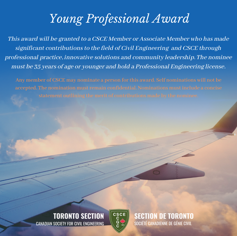Young Professional Award