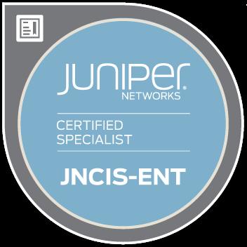 JNCIS-ENT