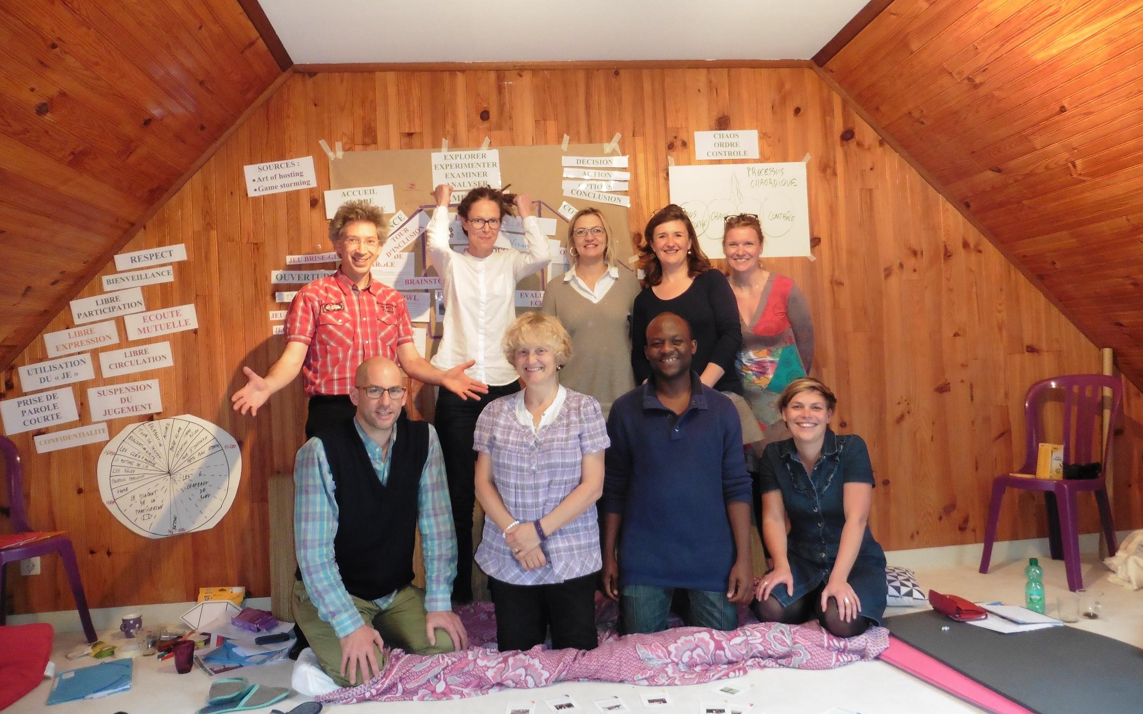 Animer des dynamiques de groupe participatives et productives