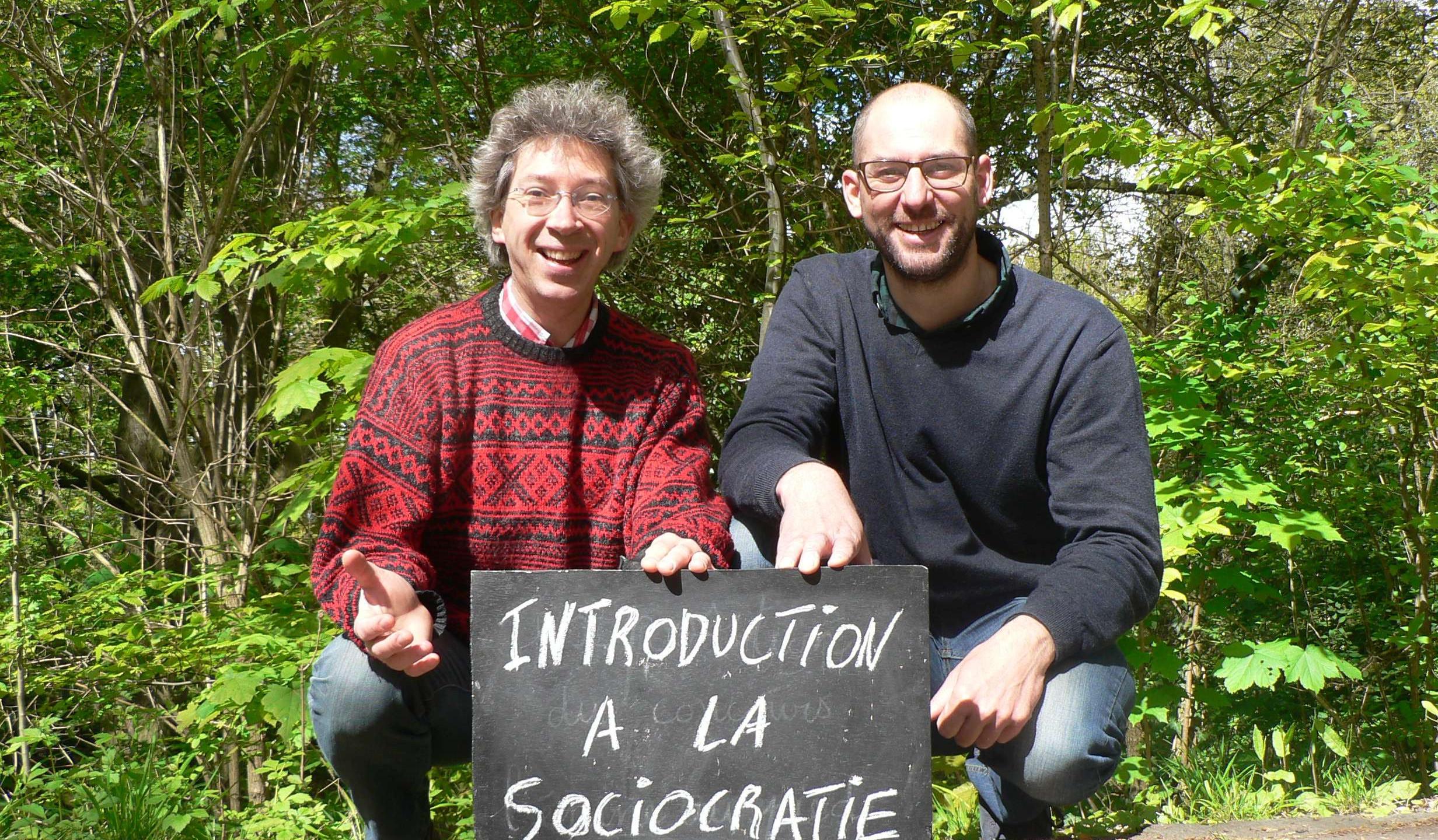 Créer et animer les conditions d'une gouvernance partagée avec la sociocratie - Martin Boutry & Patrice Chartrain