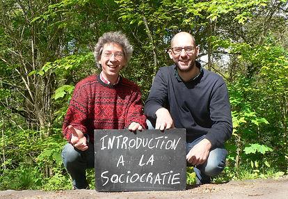 Gouvernance partagée - Sociocratie - Martin Boutry & Patrice Chartrain