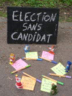 Gouvernance partagée & Sociocratie- Election sans candidat - Martin Boutry & Patrice Chartrain