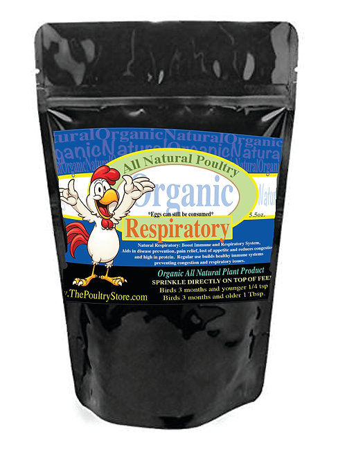 Respiratory Supplements