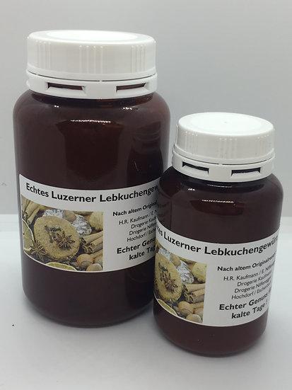Luzerner Lebkuchengewürz - das Echte 100g