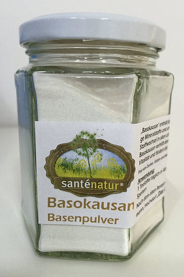 Santénatur, Basokausan Basenpulver 250g