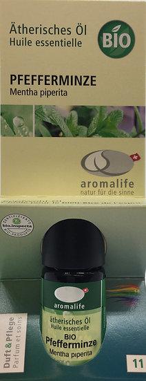 Aromalife ätherisches Öl Pfefferminze 5ml