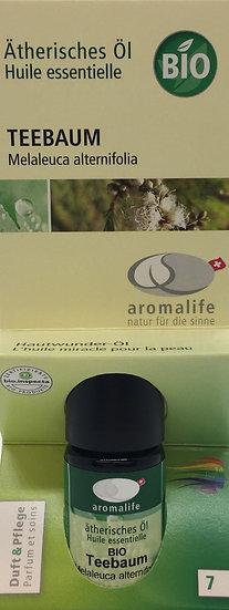 Aromalife ätherisches Öl Teebaum 5ml
