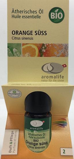Aromalife ätherisches Öl Orange süss 5ml