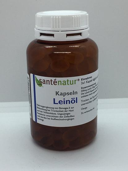 Santénatur, Leinölkapseln 160 g ca. 200 Stück