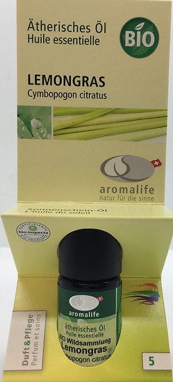 Aromalife ätherisches Öl Lemongras 5ml